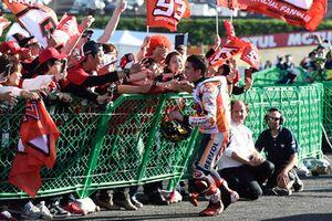 Champion Marc Marquez, Repsol Honda Team