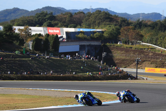 Andrea Iannone, Team Suzuki MotoGP, Alex Rins, Team Suzuki MotoGP