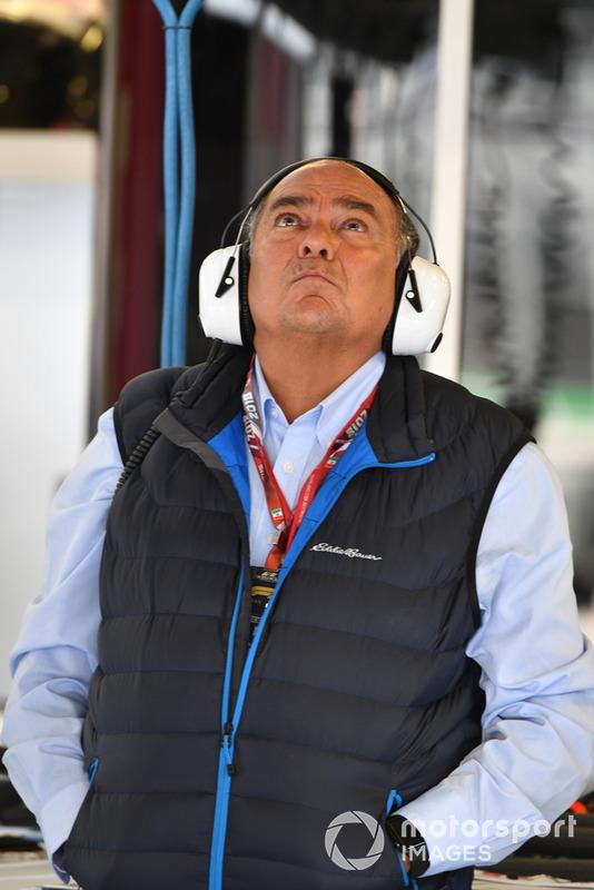 Antonio Perez Garibay, Father of Sergio Perez, Racing Point Force India