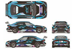 Kevin Tse, Audi RS 3 LMS, Teamwork Motorsport