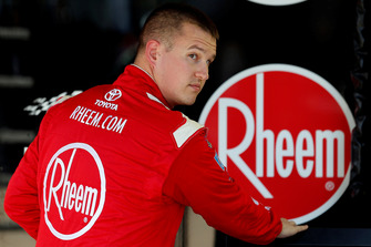 Ryan Preece, Joe Gibbs Racing, Toyota Camry Rheem - Johns Mansville
