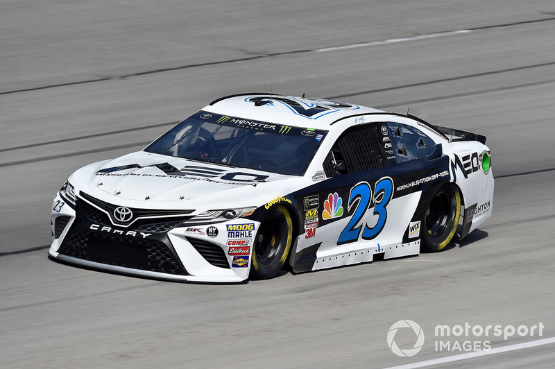 35. J.J. Yeley, BK Racing, Toyota Camry Maximum Elevation Off-Road