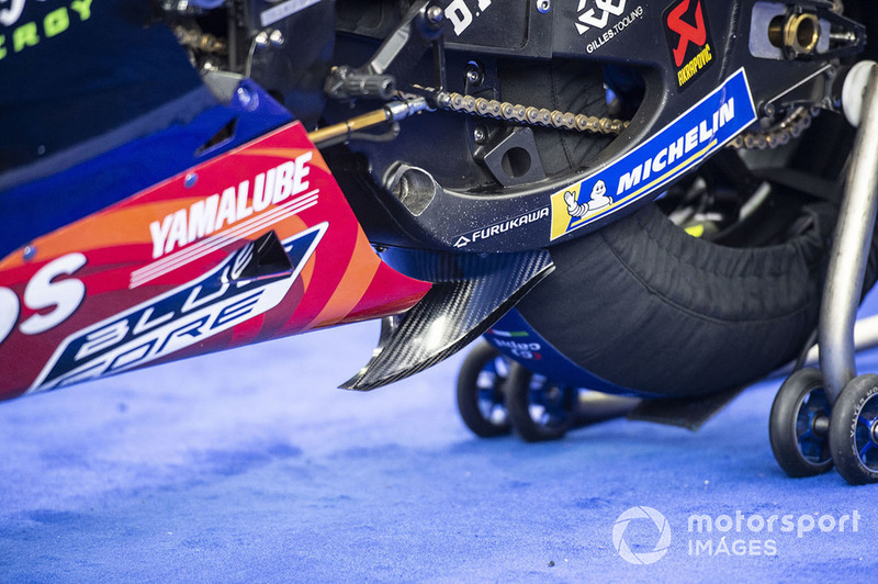 Valentino Rossi, Yamaha Factory Racing, bike