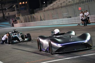 Mercedes-Benz, EQ Silver Arrow y Valtteri Bottas, Mercedes-AMG F1 W09