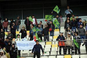 Les fans chinois du WEC