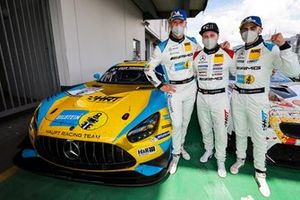 #6 Haupt Racing Team Mercedes-AMG GT3: Patrick Assenheimer, Hubert Haupt, Adam Christodoulou