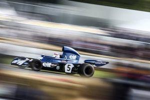 Sir Jackie Stewart Tyrrell-Cosworth 006