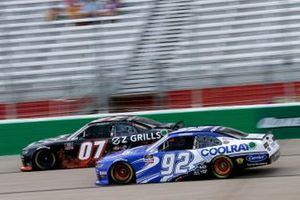 Josh Williams, DGM Racing, Chevrolet Camaro Coolray Heating & AC