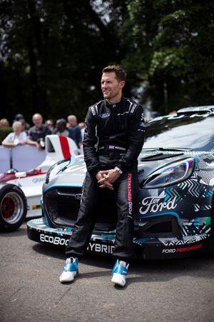 Matthew Wilson, Ford Puma Rally1 WRC