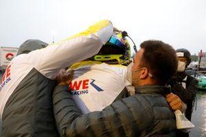 Pole sitter #1 ROWE Racing BMW M6 GT3: Nick Catsburg, John Edwards, Philipp Eng, Nick Yelloly