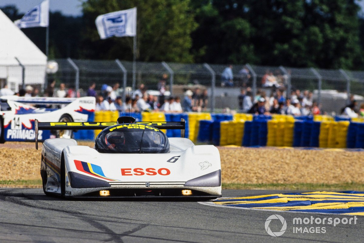 1991 - Peugeot Talbot Sport #6