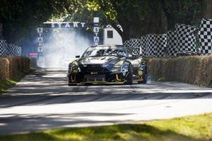 Steve Biagioni, Nissan GT-R