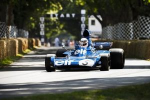 Mark Stewart, Tyrrell 006
