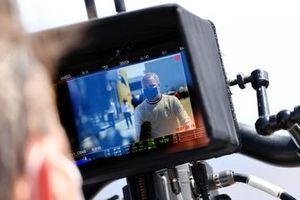 Valtteri Bottas, Mercedes parla ai media