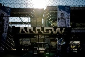 Juan Pablo Montoya, Arrow McLaren SP Chevrolet pit equipment