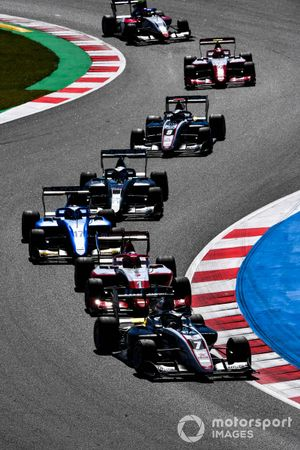 Frederik Vesti, ART Grand Prix, Dennis Hauger, Prema Racing, Victor Martins, MP Motorsport, Matteo Nannini, HWA Racelab
