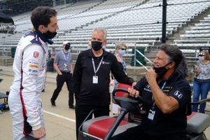 Stefan Wilson, Andretti Autosport Honda, Michael Andretti