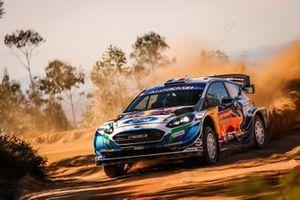Adrien Fourmaux, Renaud Jamoul, Ford Fiesta WRC