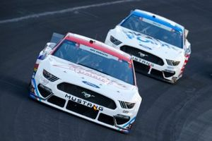 B.J. McLeod, Live Fast Motorsports, Ford Mustang DA-Quick Clip / Solomon Plumbing, Chase Briscoe, Stewart-Haas Racing, Ford Mustang HighPoint.com