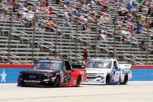 Chase Elliott, GMS Racing, Chevrolet Silverado Adrenaline Shoc, Carson Hocevar, Niece Motorsports, Chevrolet Silverado Sparco