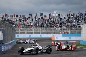 Edoardo Mortara, Venturi Racing, Silver Arrow 02, Lucas Di Grassi, Audi Sport ABT Schaeffler, Audi e-tron FE07, Rene Rast, Audi Sport ABT Schaeffler, Audi e-tron FE07
