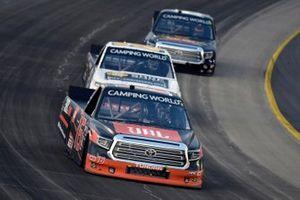 Austin Hill, Hattori Racing Enterprises, Toyota Tundra JBL