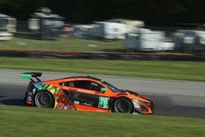 #76 Compass Racing Acura NSX GT3, GTD: Mario Farnbacher, Jeff Kingsley