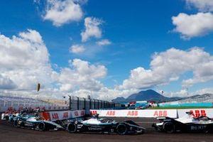 Norman Nato, Venturi Racing, Silver Arrow 02, Nyck de Vries, Mercedes Benz EQ, EQ Silver Arrow 02, Stoffel Vandoorne, Mercedes Benz EQ, EQ Silver Arrow 02