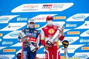 Rubens Barrichello e Ricardo Zonta no Velocitta