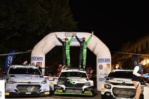Giandomenico Basso, Lorenzo Granai, Movisport, Skoda Fabia Rally2 Evo