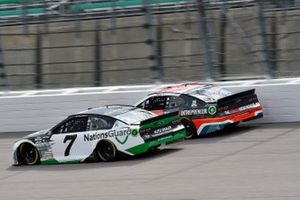 Corey LaJoie, Spire Motorsports, Chevrolet Camaro Nations Guard