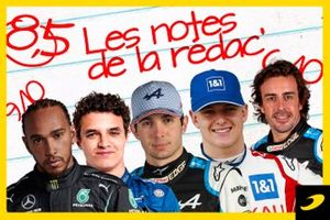 Les notes de la rédaction, Grand Prix du Portugal