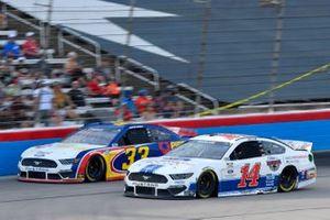 Chase Briscoe, Stewart-Haas Racing, Ford Mustang Ford Performance Racing School, Austin Cindric, Team Penske, Ford Mustang Pirtek