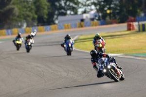 #77 Wójcik Racing Team: Sylvain Barrier, Balint Kovacs, Artur Wielebski