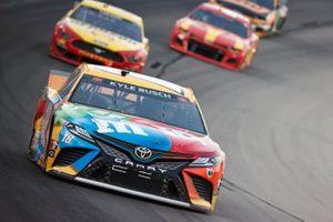 Kyle Busch, Joe Gibbs Racing, Toyota Camry M&M's Summering