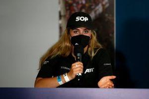 Sophia Flörsch, Abt Sportsline, Press Conference