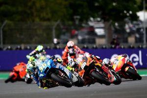 Joan Mir, Team Suzuki MotoGP, Miguel Oliveira, Red Bull KTM Factory Racing