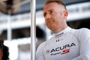 #60 Meyer Shank Racing w/Curb-Agajanian Acura DPi: Olivier Pla