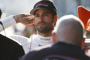 #31 Whelen Engineering Racing Cadillac DPi, Felipe Nasr