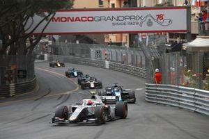 Ralph Boschung, Campos Racing, devance Roy Nissany, Dams