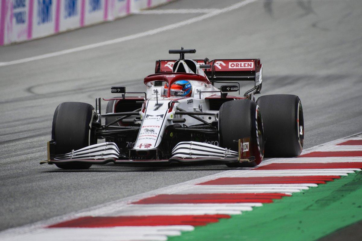 Kimi Raikkonen, Alfa Romeo Racing: 2 puan