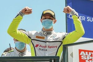 #12 Audi Sport Italia, Audi R8 LMS GT3: Mattia Drudi