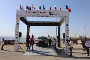 صور من رالي الأردن 2021