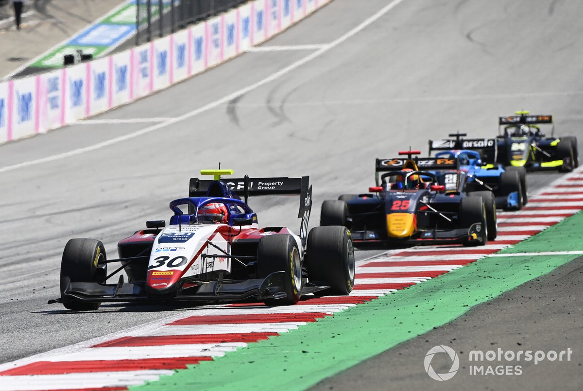 Enzo Fittipaldi, Charouz Racing System, Jonny Edgar, Carlin Buzz Racing