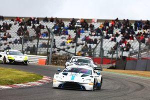 Mike Brown / Matt Manderson - Ultimate Speed Aston Martin Vantage AMR GT3