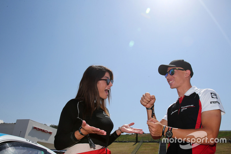 Vicky Piria e Mattia Drudi
