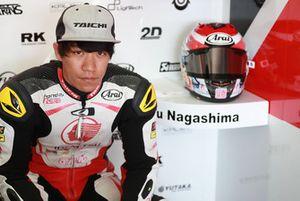 Tetsuta Nagashima, Idemitsu Honda Team Asia