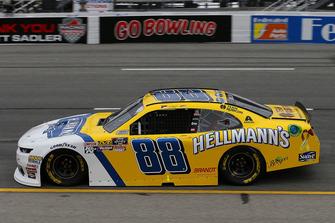 Dale Earnhardt Jr, JR Motorsports, Chevrolet Camaro Hellmann's Camaro