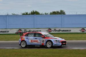 Federico Paolino, BRC Racing Team,Hyundai i30 N TCR #10