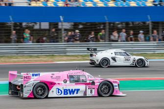 Waterstof aangedreven Forze VIII, Forze Hydrogen Electric Racing Team in actie tijdens Supercar Challenge, Gamma Racing Day